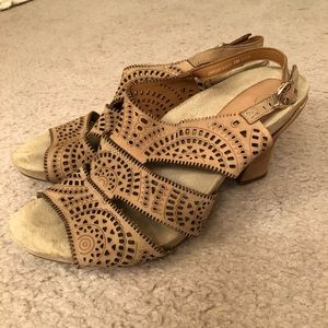Earthies sandals